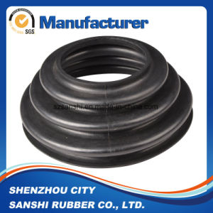 Custom Wear Resistance Protection Rubber Sheath pictures & photos