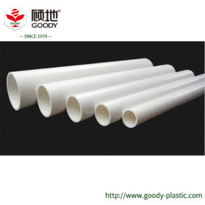 Favorable Mehanical Strength PVC Conduict Cable Protection Pipe for Indoor and Outdoor Wiring  sc 1 st  Maanshan Goody Plastic Co. Ltd. & China Favorable Mehanical Strength PVC Conduict Cable Protection ...