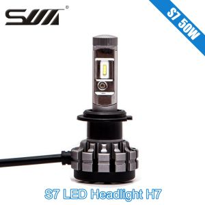 Hot Sale S7 Car Headlight H7 LED Car Light