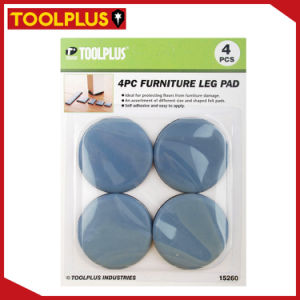 Merveilleux Universal PP Furniture Gliders Of 4PC