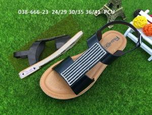 19c4f71e020f30 China Popular Hot Sales Pcu Kid′ Sandal Summer Season Girl′ Sandal ...