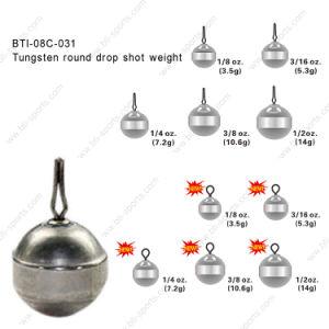 7 Per Pack Bullet Weights 1//8 oz Drop Shot Weight Set NEW!
