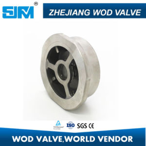 Stainless Steel Wafter Check Valve (H71W) pictures & photos