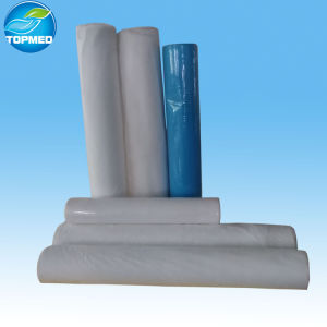 Hospital Exmination Bed Sheet, Paper Bed Sheet in Roll pictures & photos
