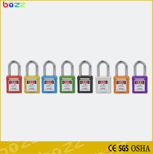 Bd-G01 OEM Colorful Differ&Master Key (MK) Safety Padlock pictures & photos