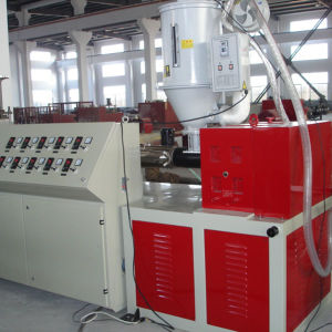20-110mm High Efficiency PPR Pipe Extruder & Hot Water Pipe Extrusion Line