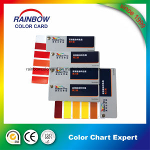 Professional Standard Wall Paint Fandeck Card pictures & photos
