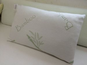 Bamboo Shredded Memory Foam Pillow Bamboo Pillow pictures & photos