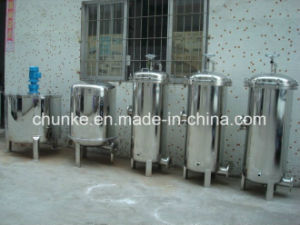 Industrial Stainless Steel Antibacterial Water Filter for Water Treatment pictures & photos