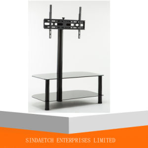 China Tv Display Stand Display Racks Trade Show Products 17 To 65