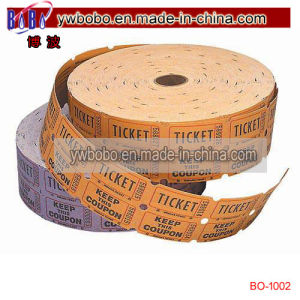Carnival Decoration Carnival Party Product Tickets Double Roll Tickets (BO-1002) pictures & photos