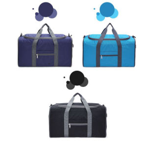 Folding Travel Duffel Bag, Lugguage Hand Bag, Water-Proof Sport Bag pictures & photos