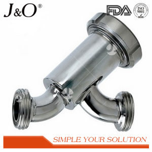 Sanitary Filter Stainless Steel Strainer pictures & photos