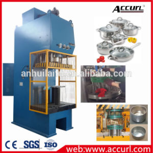 C-Frame Single Column Hydraulic Press with High Speed pictures & photos
