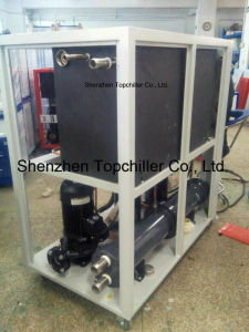25rt Water Cooled Industrial Chiller for Anodizing and Electroplating