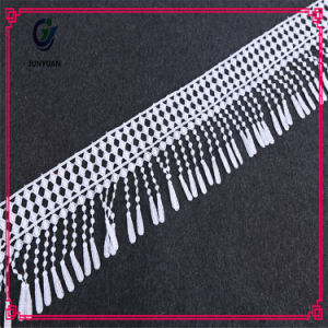 Wholesale African Water Soluble Lace Trim Chemical Lace pictures & photos