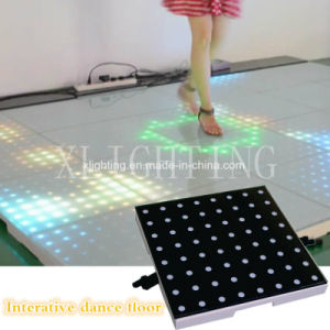 Wedding Party Interactive LED Dance Floor pictures & photos