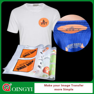 5cebbbe0835 China Qingyi Customize Heat Transfers for Clothing - China Heat ...