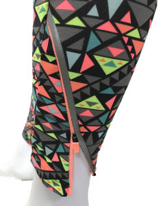 Bright Sportswear Pant for Women with All-Over Digital Print pictures & photos