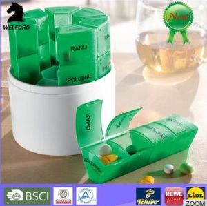 Hot Selling Portable Pill Box