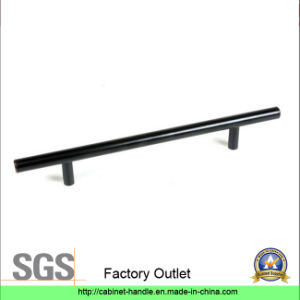 Solid Steel Oil Rubbed Bronze Furniture Kitchen Cabinet Bar Pull Handle Dresser Handle (T 237)