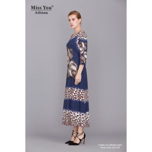 Miss You Ailinna 801363 Wholesale Muslim Dress Women New Arrival pictures & photos