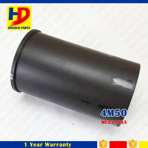 4m50 4m50t Engine Cylinder Liner for Diesel Engine Parts OEM No (ME221683)