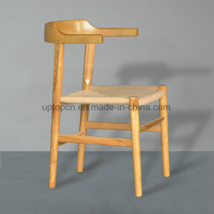 Wholesales Wooden Structure Cafe Restaurant Chair with Pull Rope (SP-EC645) pictures & photos