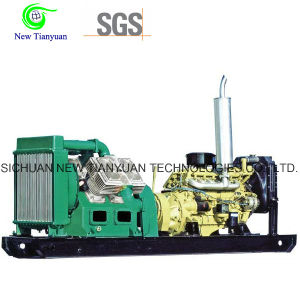 Gas Booster Piston Compressor Used in Different Fields