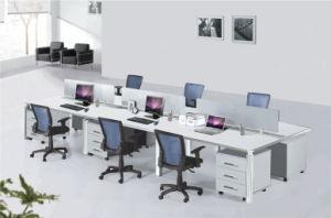 office desk divider. Modern Square Office Workstation/6 Person Workstation/Office Desk Divider
