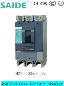 Sdm6 Series Sales Moulded Case Circuit Breaker pictures & photos