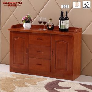 Customize Modern Style Economic Kitchen Storage Cabinet (GSP14-001) pictures & photos