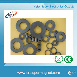 Wholesale Y25 Ferrite Ring Magnet pictures & photos