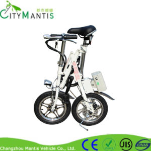 16 Inch High Speed Lithium Battery Electric Bicycle