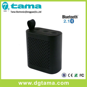 Hands Free Bluetooth V2.1 Loudspeaker Portable Cuboid Speaker