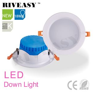 Blue 18W LED Downlight LED Spotlight with Ce&RoHS pictures & photos