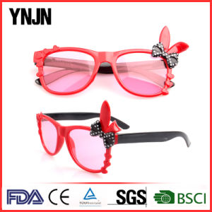 57809ef3d70 China Ynjn Cheap Wholesale UV400 Rabbit Children Sunglasses - China ...