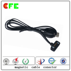 Magnetic Charging Cable Connector for Drive Control Box pictures & photos