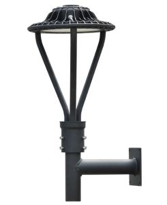 Factory 5 Years Warranty Meanwell Driver 100-277V Dlc ETL LED Area Light pictures & photos
