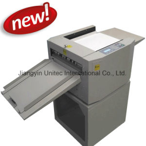 Automatic Digital Paper Creasing and Perforating Machine Crease 335