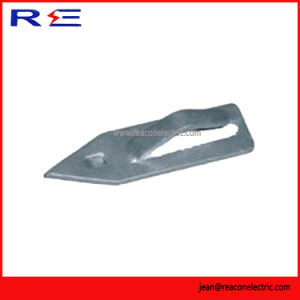 Galvanized Ground Wire Clip (H04) for Pole Line Hardware pictures & photos