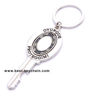 Promotion Custom Logo Metal Souvenir Gift Keychain (BK52463) pictures & photos