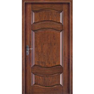 China Solid Wood Door Nta 3bo With
