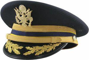 Cap Police Cap Hat Military Cap