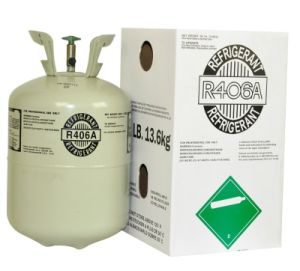 R406A Mixed Refrigerant