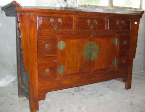China Antique Buffet Zx1641