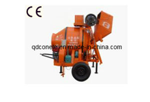 Portable High Efficient Disel Concrete Mixer Jzr 350
