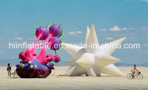 Fantasis Bright Wedding/Party/Event Decoration with LED Inflatable Star, Inflatable Jellyfish