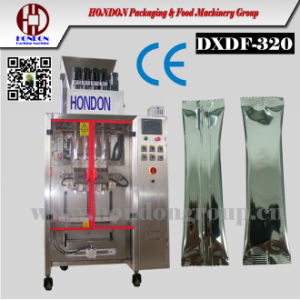 Automatic Multiline Stick Bag Packaging Machine (DXDF-320) pictures & photos