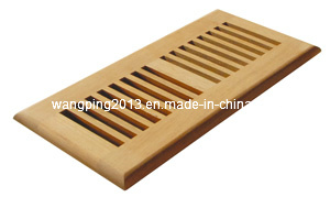 Self-Rimming Wooden Air Vents